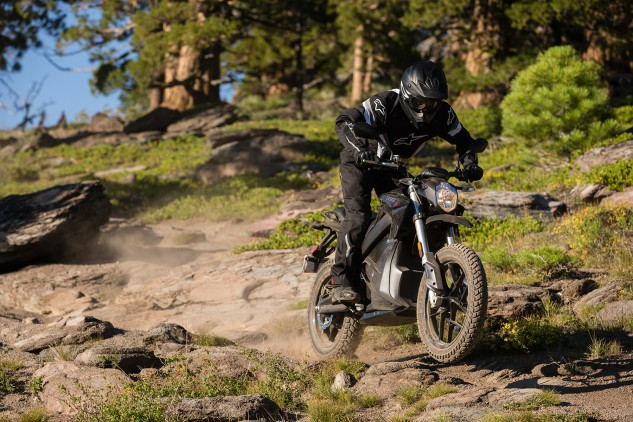 For those dual sport riders wanting 106 lb-ft. of torque on the trails, give the DSR a look. Though, the cast wheels might limit how far off the beaten path you can go.