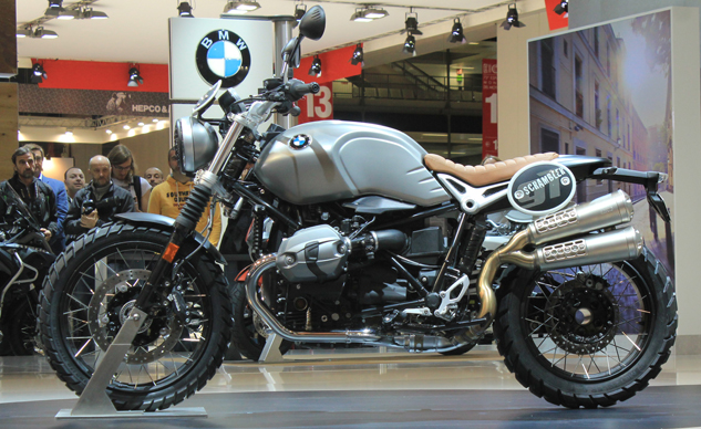 2015 eicma bmw r ninet scrambler. Black Bedroom Furniture Sets. Home Design Ideas