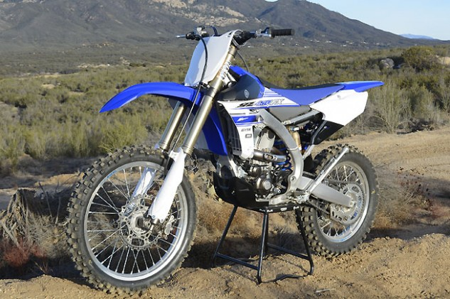 For $8,890, FX buyers can score themselves one heck of a versatile off-road motorcycle. If only it came with handguards and a larger fuel tank, it might be the bargain of the decade.