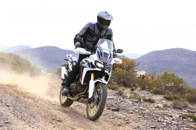 I'm an early adopter of new technologies, and previous experience with DCT bikes certainly helped with me being comfortable so quickly on the DCT Africa Twin. By the end of two days of riding, I found myself choosing to be aboard the DCT model, on asphalt or dirt, in Automatic, Sport III mode. If I desired a gear other than what DCT had chosen, it was only a quick push of a button away.