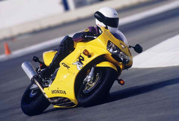 Motorcycle.com's founder Brent Plummer was one of the fastest journalists at the press introduction of Honda's 1998 CBR900RR. Kudos to Big Red for being an early adopter of the web.