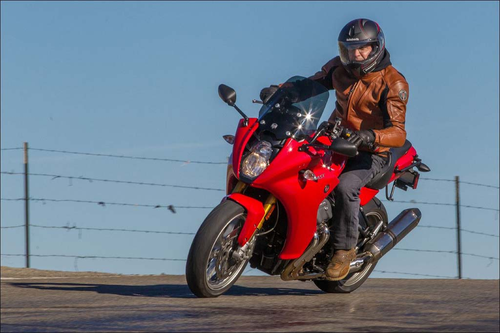 Ducati Multistrada S Touring Vs Bmw Rgs