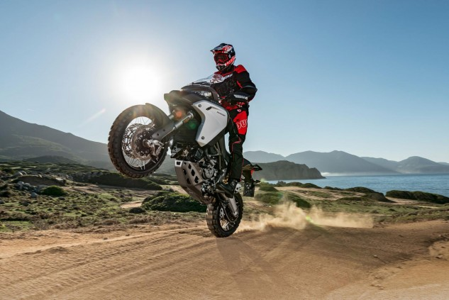At $21,295, the Ducati Multistrada 1200 Enduro is the most expensive ADV bike on this list. It's also the most technologically laden model here and just about anywhere.