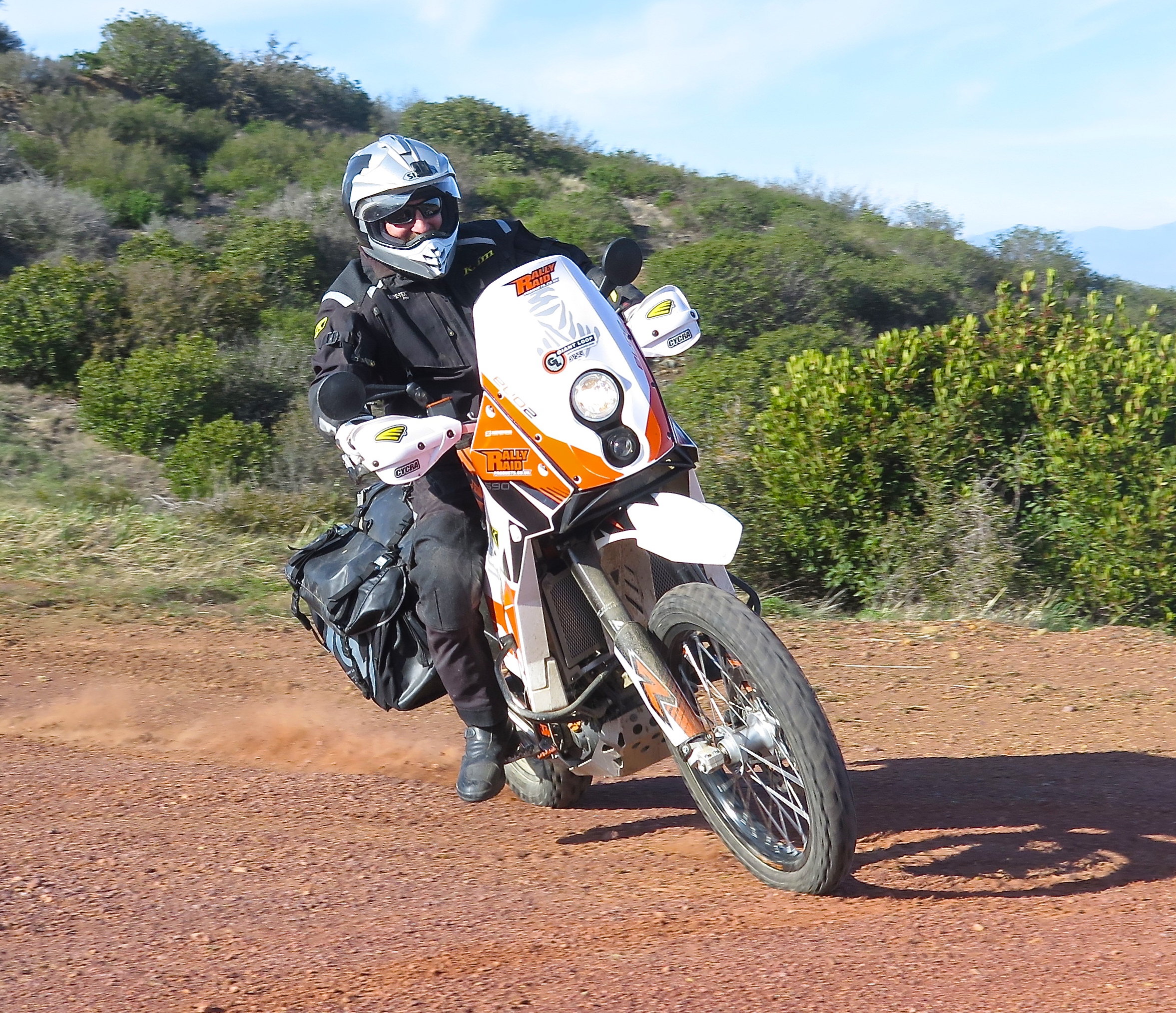 Roll Your Own Brad Banister S 2015 Ktm 690 Enduro R