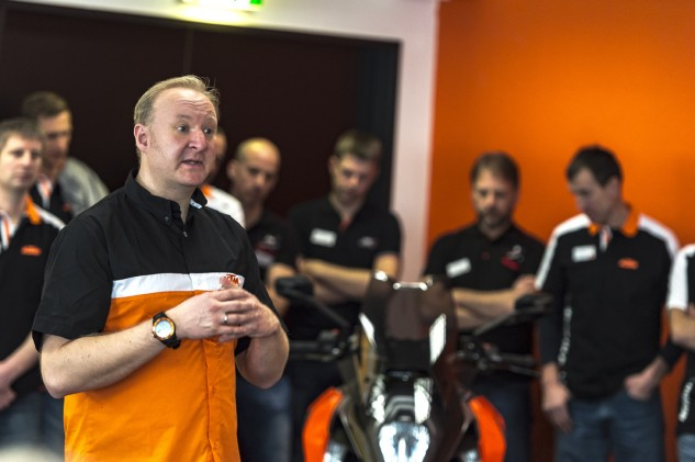 KTM Technology and Design Presentation 2016268