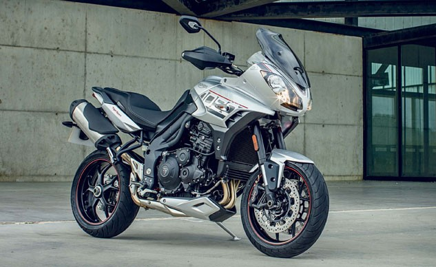 2016 Triumph Tiger Sport Announced