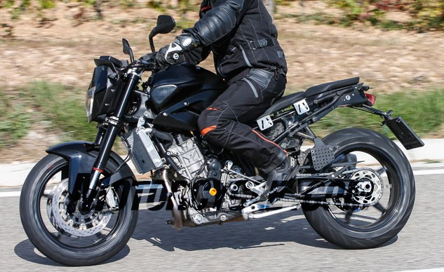 2017 Ktm 890 Duke Spy Shots