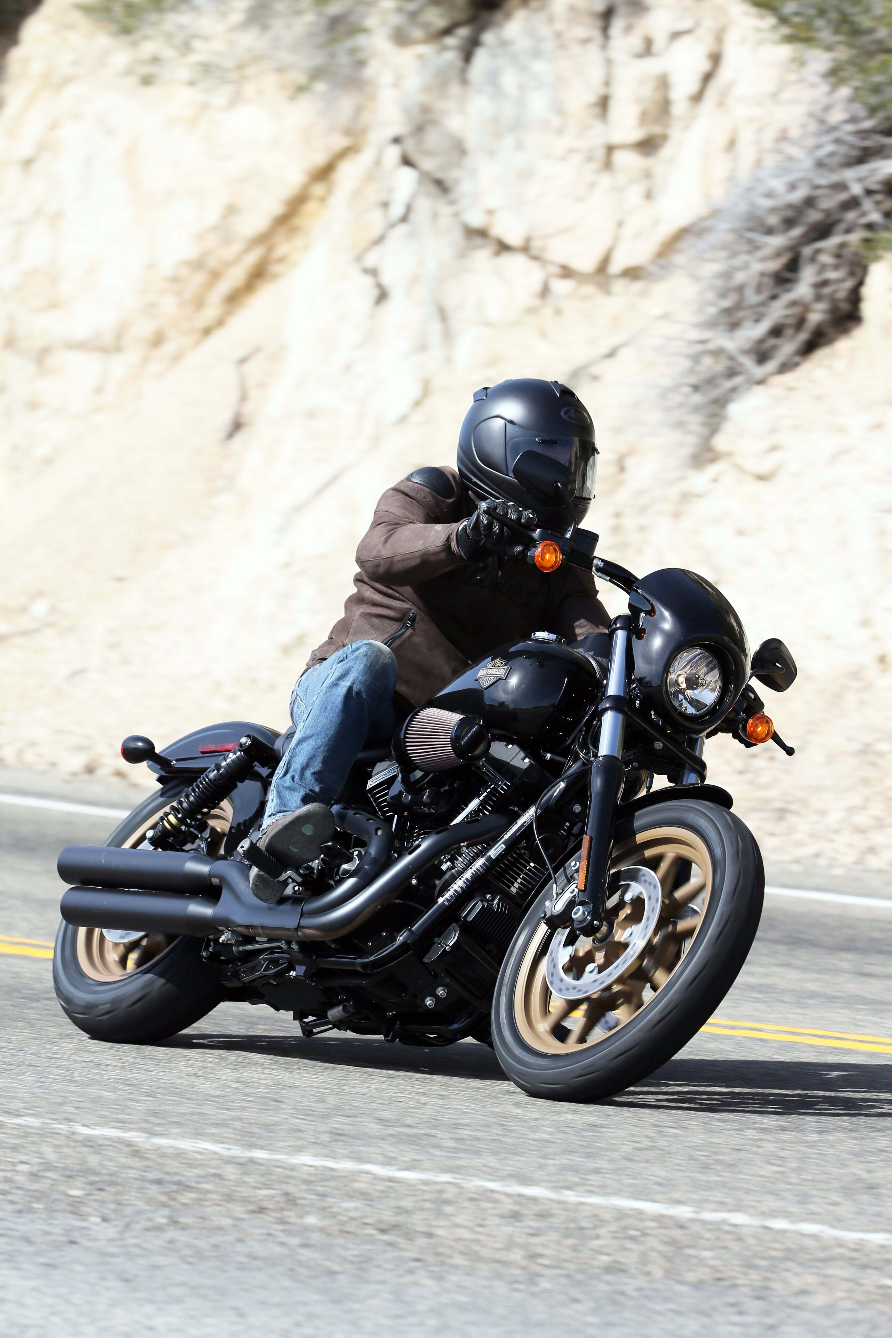 2016 Harley Davidson Low Rider S First Ride Review