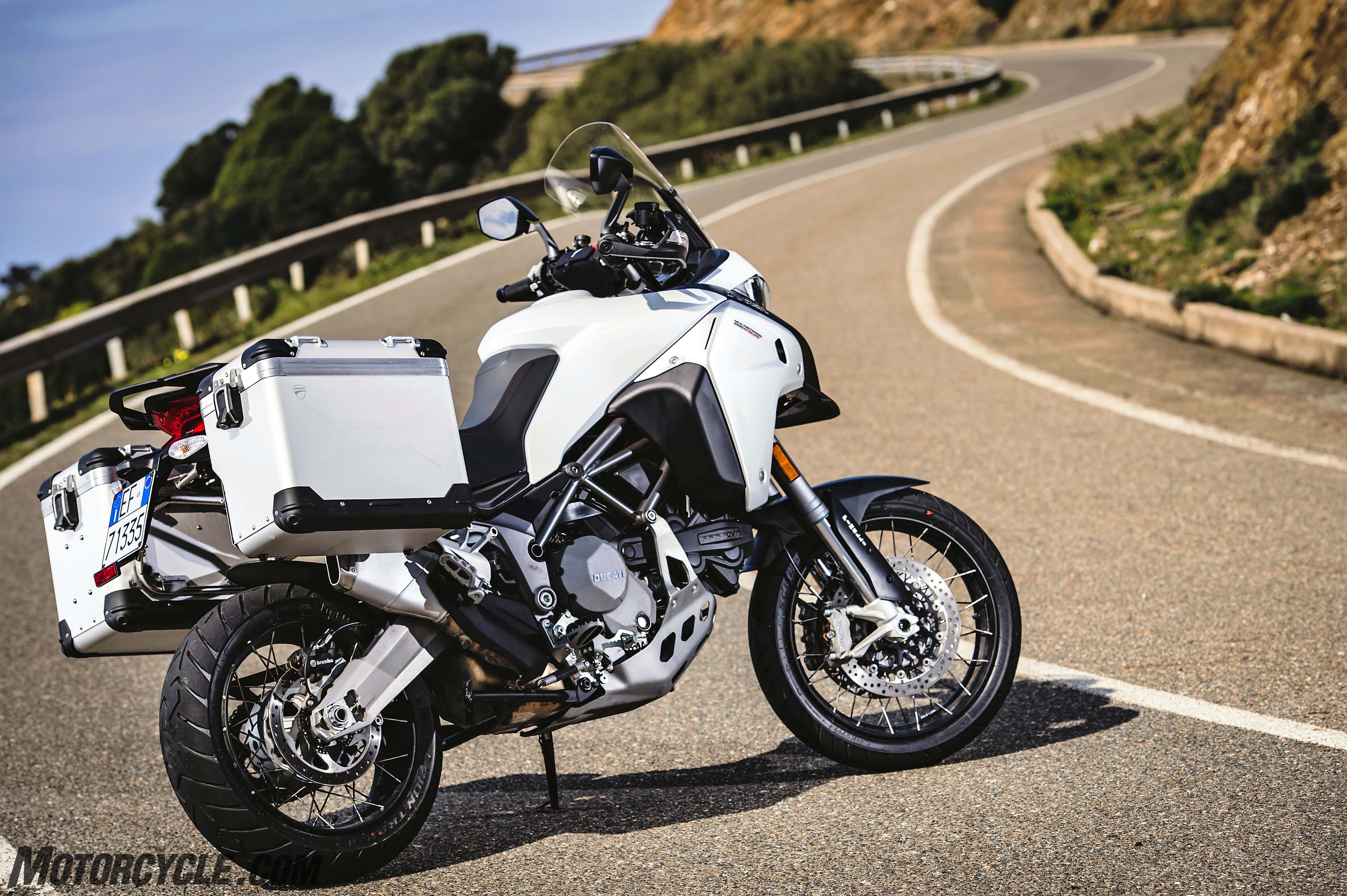 2016 Ducati Multistrada 1200 Enduro First Ride Review