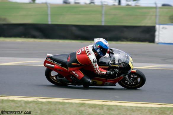 032916-barry-sheene-festival-2016-Parrish on the 1983 works bike