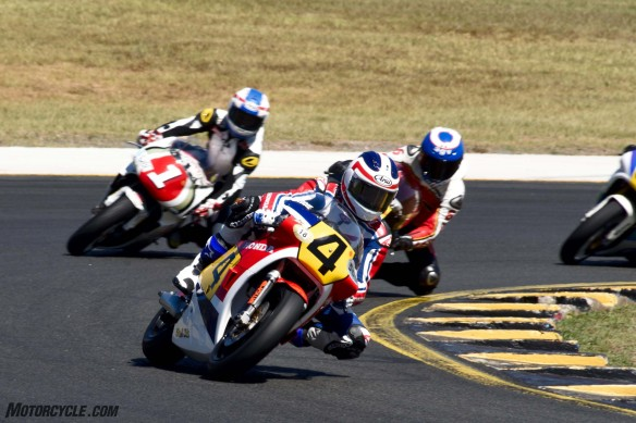 032916-barry-sheene-festival-2016-Spencer leads Parrish, Schwantz and Magee
