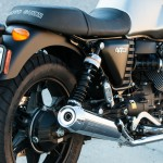 Retro Roadster Gaiternational Moto Guzzi Engine