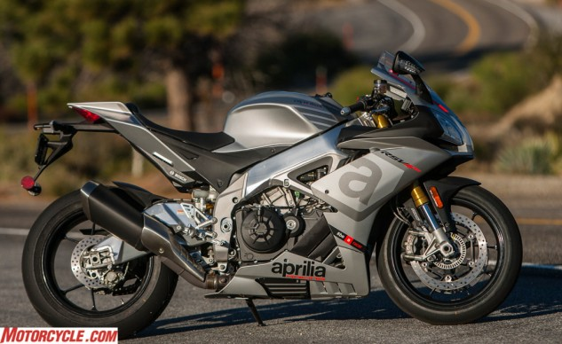 "The ""poor man's"" Aprilia RSV4, the RR version here is anything but cheap. And that's a good thing."