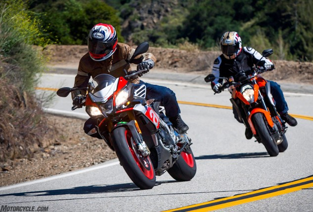 Stay tuned to see how these naked sportbike titans stacked up against each other!