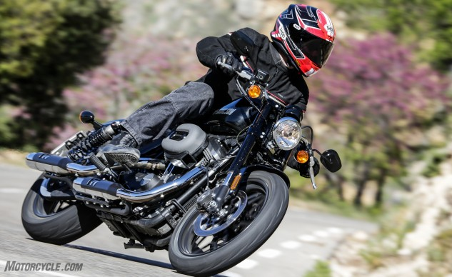 2016 Harley-Davidson Roadster First Ride Review