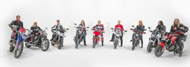 The MissBiker staff consists of women from all walks of life united by the passion for motorcycling.