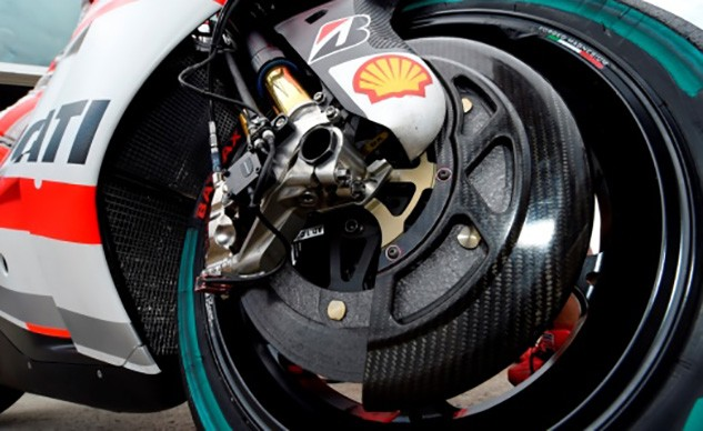 Brembo Explains The Operating Temperature Of Motogp Brakes