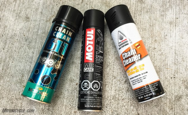 chain cleaning products