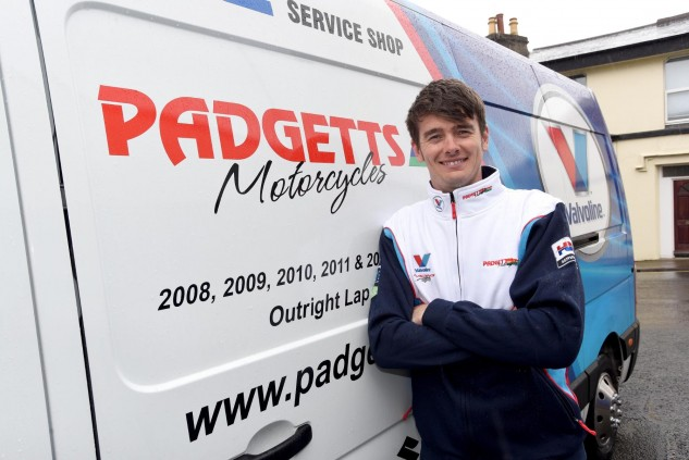 Manx road racing star Conor Cummins has joined Valvoline Racing by Padgetts Motorcycles for the Supersport and Superstock classes at Isle of Man TT 2016. Photo credit: www.davekneale.com