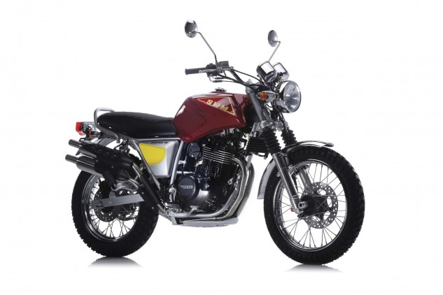 We could imagine young and hip riders will find SWM's scrambler-esque Silver Vase 440 appealing. And with partial production in China, along with a simple design, its price tag is likely to appeal to everyone.