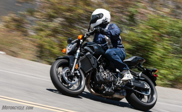 It's rare to complain about a motorcycle being too refined, but that's exactly what Sean has done, calling the FZ-07's throttle response too soft. Are you likely to notice? Probably not. The rest of us didn't. It's fine. Move on.