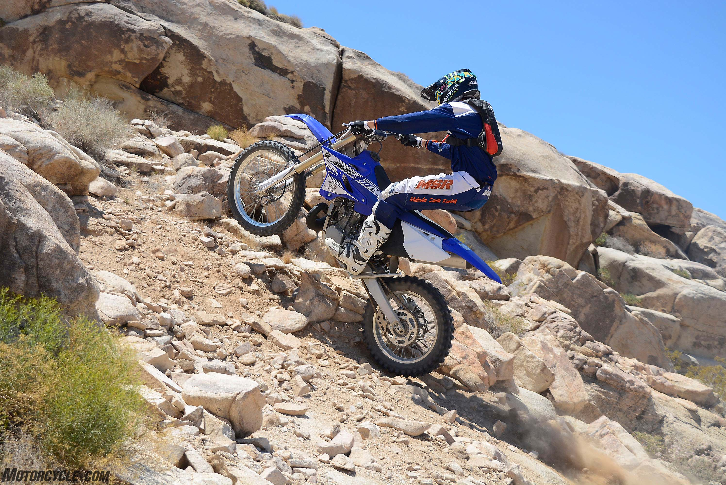 2016 Yamaha YZ250X Review