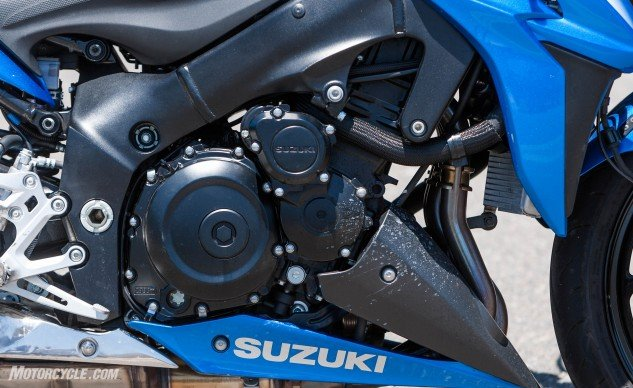 Naked Sports Suzuki