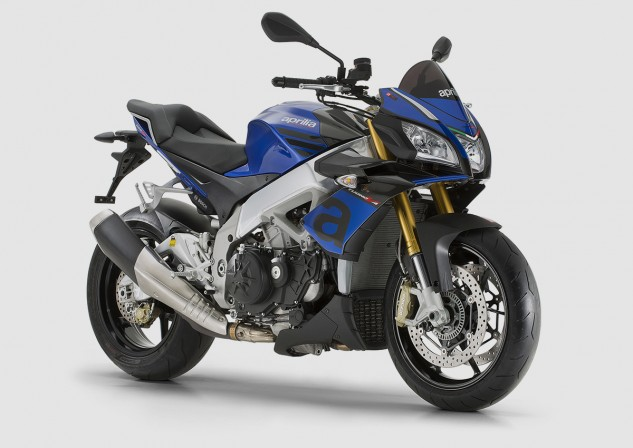 American riders can also now choose the Donington Blue version previously only available in Europe.