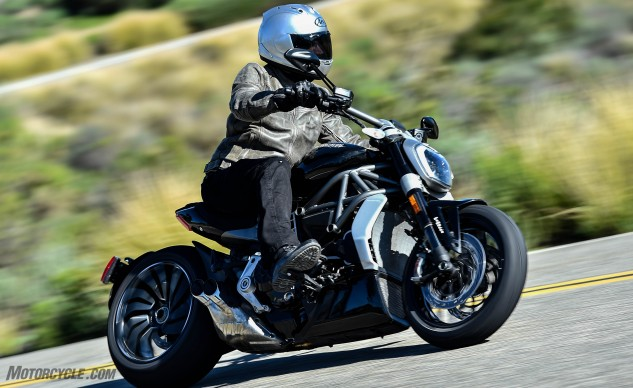 Honorable Mention Ducati XDiavel