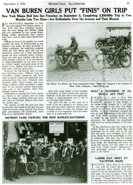 082316-Sisters-Centennial-Motorcycle-Ride-sept 7 Moto Illust pikes peak