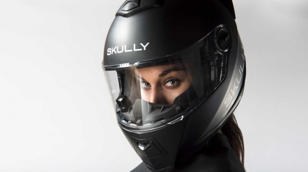 How do you make a $79 helmet a $1,499 helmet? Easy! Put $300 worth of electronics in it.