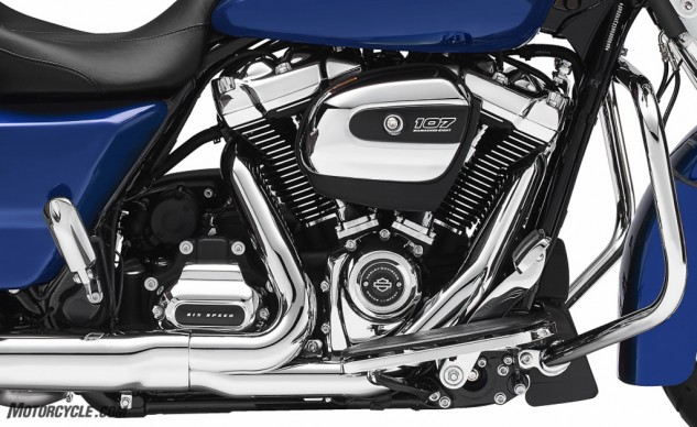 2017 Harley-Davidson Milwaukee-Eight Engines Tech Brief on
