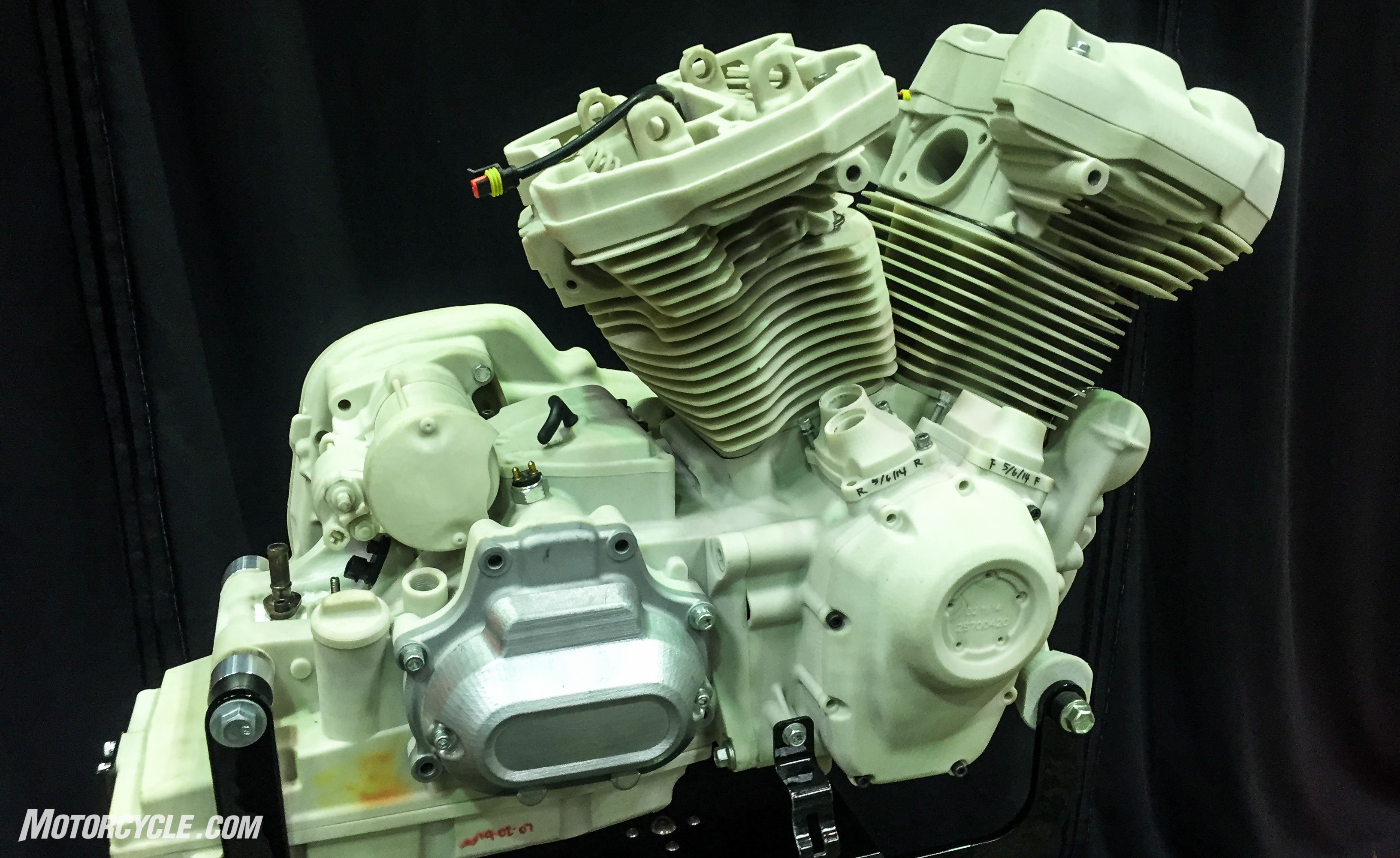2017 Harley-Davidson Milwaukee-Eight Engines Tech Brief