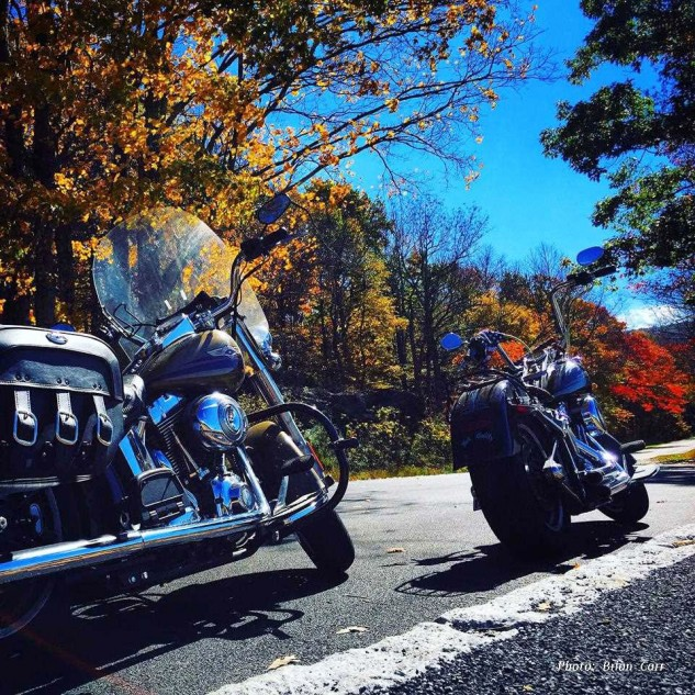 Contrary to some prevalent stereotypes, motorcyclists are avid outdoors people with a keen interest in the environment. It's the medium through which they travel, experience, and enjoy.