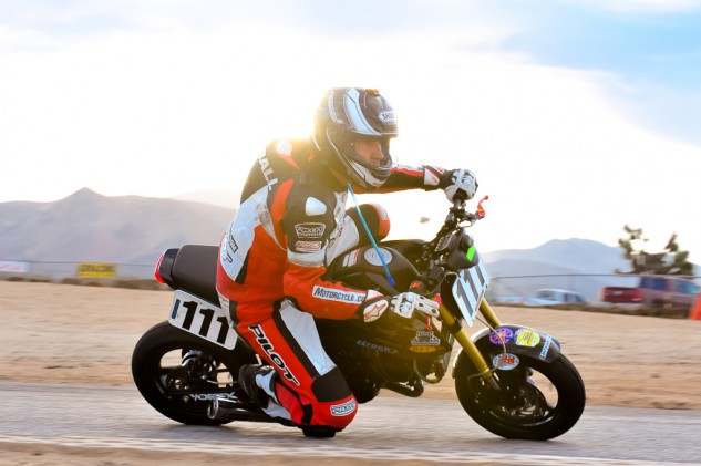 Our Grom project last year: Who knew such a little motorcycle could cause so much grief?