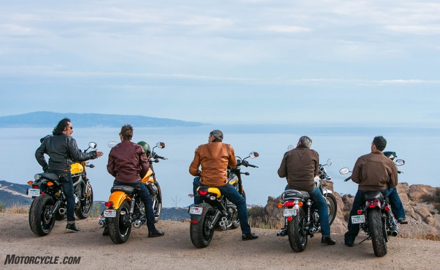 Sometimes you gotta take a step back and enjoy the scenery. These five bikes are the perfect complement to fun yet relaxing rides.
