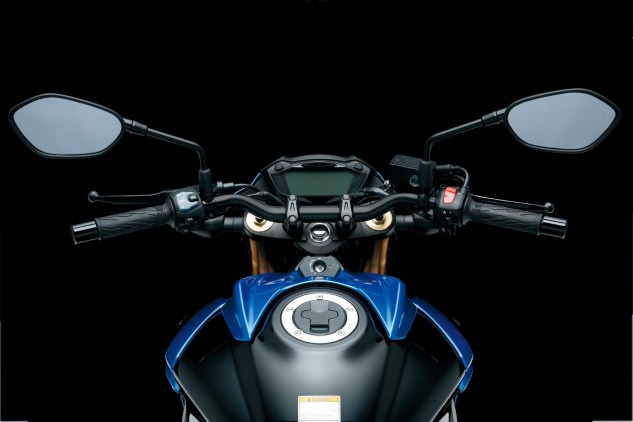 If the GSX-S1000 is $10,499, then the 750 might retail for around $8k or so. We'll know more soon.