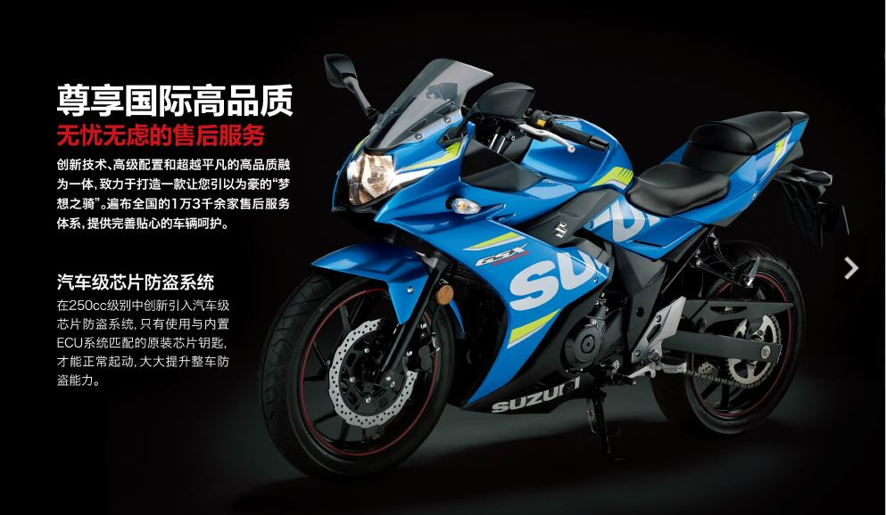 2017 Suzuki Gsx 250r Revealed