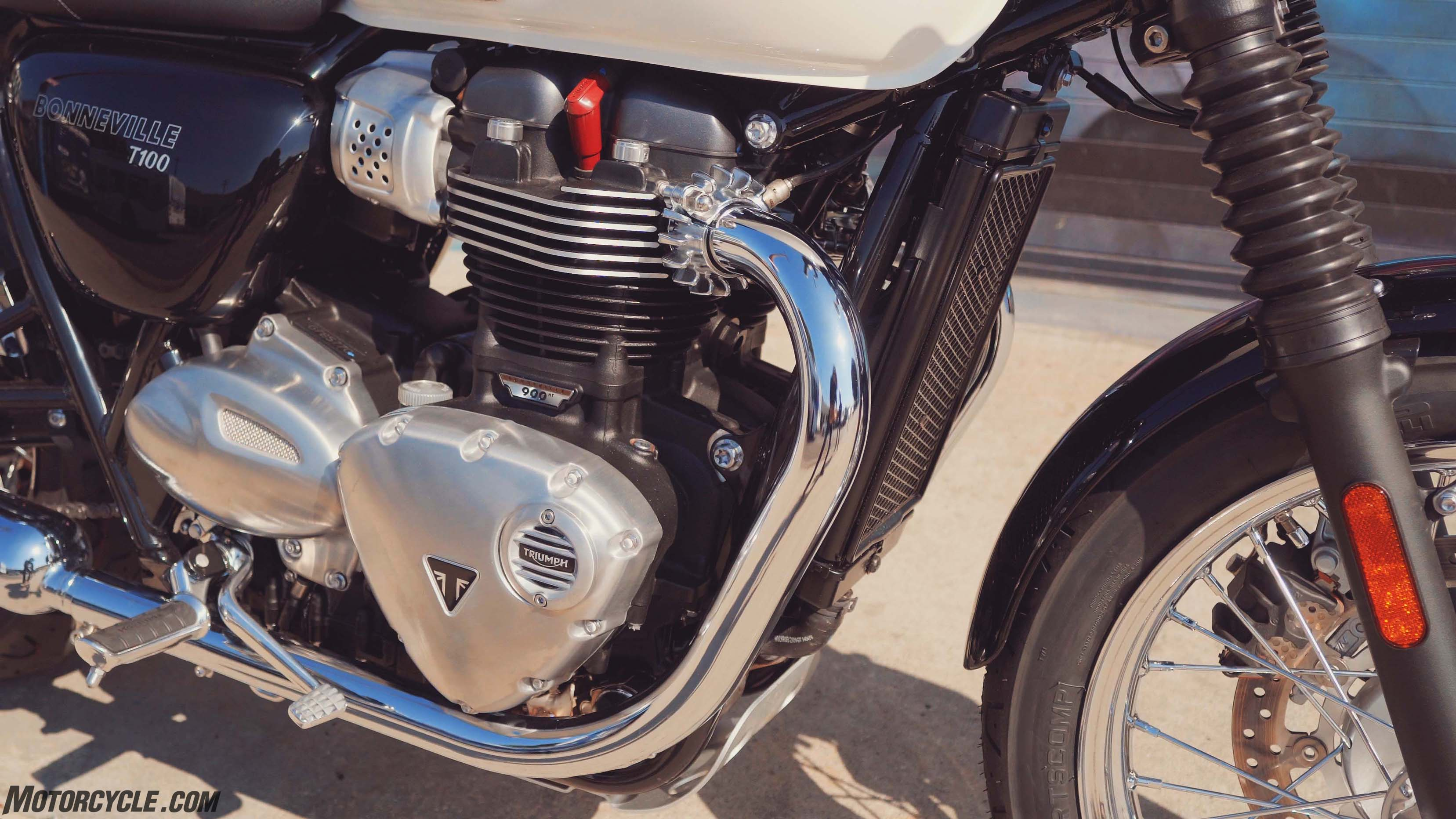 Awesome 2017 Triumph Bonneville T100 First Ride Review Spiritservingveterans Wood Chair Design Ideas Spiritservingveteransorg
