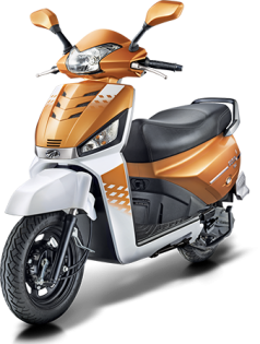 The Centuro, however, is not Mahindra's largest offering, at least when it comes to engine displacement. That honor belongs to the Gusto 125 scooter, powered by, yes, a 125cc Single.