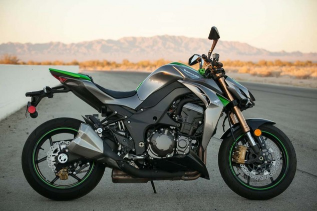 If you live in the U.S., then say goodbye to the Z1000 (and Z800) starting next year.
