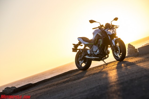 Kawasaki's Z650 is good. Real good. And now it has the looks to go along with it.