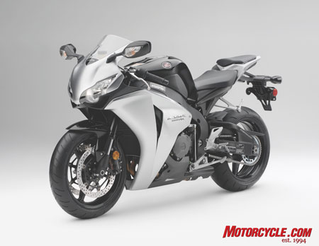 Honda ups their game for '08, and with this revision gives us what is essentially four new bikes in the literbike war.