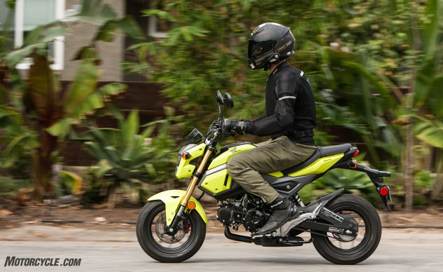The OG of the minibike fad, the Honda Grom still rises above its challengers.