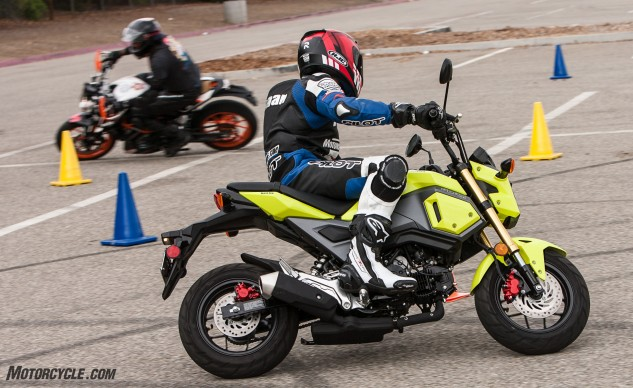 Little-Bikes-Parking-Lot-Honda-Grom-2045