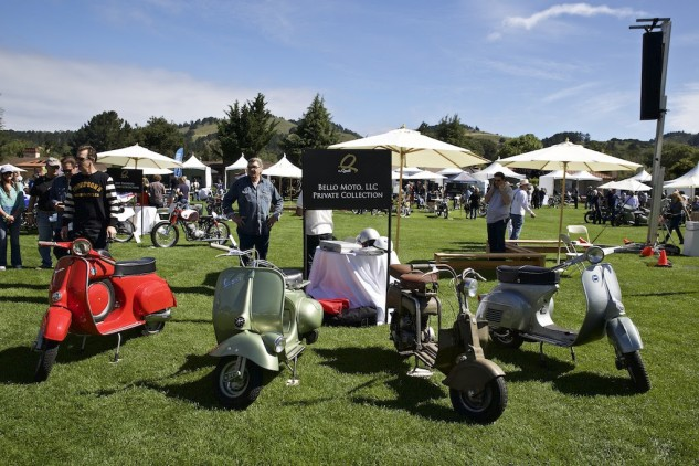 Many entries at the 2016 event were submitted by private collectors.