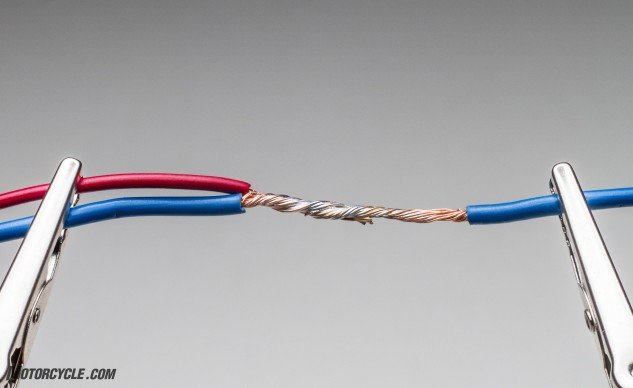 wire splicing 3-way