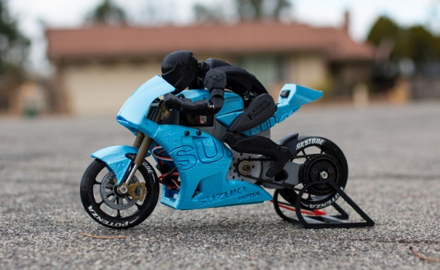 Turnage 3D-printed bike