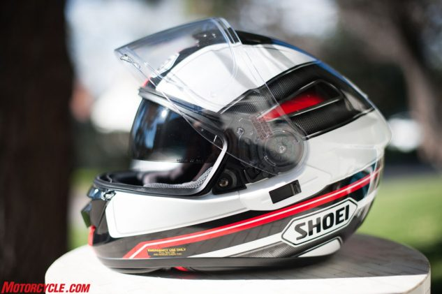 Sure there are other helmets out there with a flip-down visor that will put a much smaller dent in your wallet, but the GT-Air exudes quality. What that means to you is a personal decision, but if your head type and wallet are in agreement, you won't be disappointed.