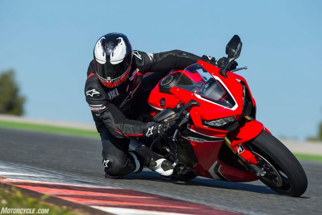 We, the motorcycling public, have been clamoring for a new 'Blade with more power and an electronics suite just like its competitors. And for the most part Honda's latest version of the CBR1000RR delivers.